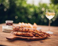 Wine pairing for summer grilling, the key is simplicity