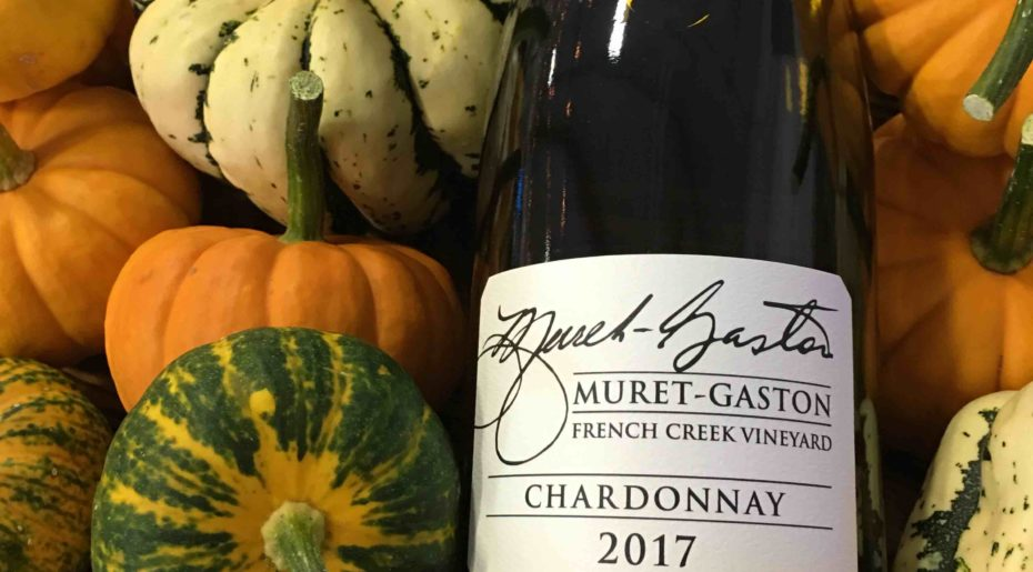 Chardonnay in the Fall