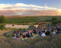 Music Adds More Taste to Yakima's Wine Scene