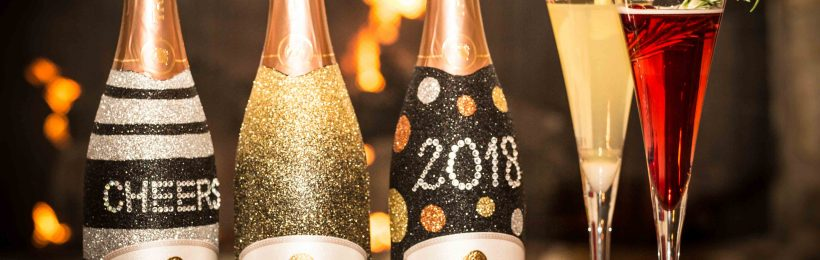 Sparkling wine cocktails the perfect New Year's Eve beverage