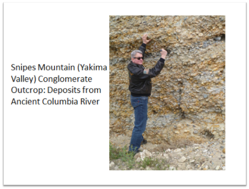 Deposits from the Ancient Columbia River
